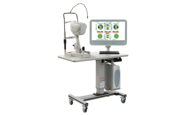 前后节一体iVueOCT光学相干断层扫描仪