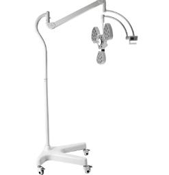 SK-L414 立式手术无影灯