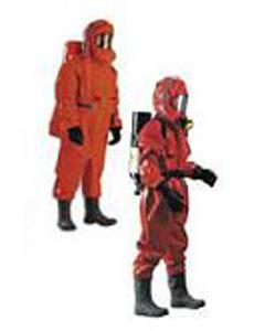 巴固1400019C重型防化服(内置式)