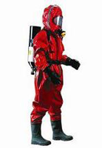 巴固1400019A重型防化服(外置式)