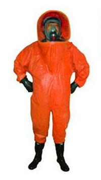 RFHIB防氨气重型防护服