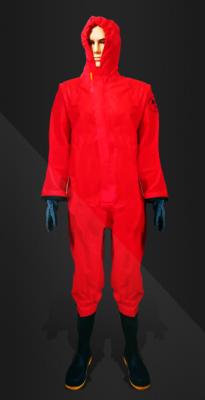 FSR0201轻型半封闭防化服