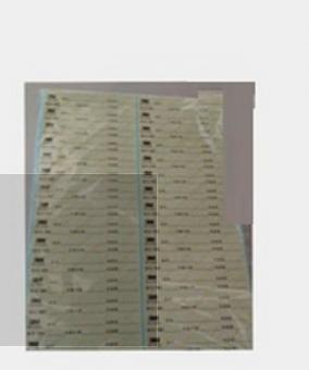3M灭菌指示标签1322L