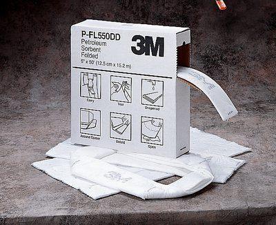 3M 折叠式吸油棉 P-FL550DD(AAD)