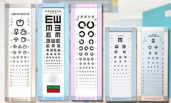 LED视力表灯箱