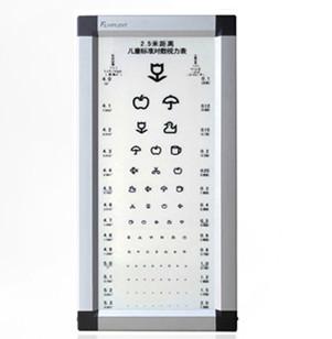 兆丰儿童视力表