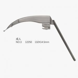Riester内嵌式光纤难度喉镜叶片,成人NO.3