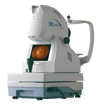 日本拓普康TRC-NW300无散瞳眼底照相机