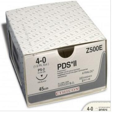 强生 普迪思可吸收缝线 PDS II