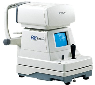 日本拓普康电脑验光仪RM-8900