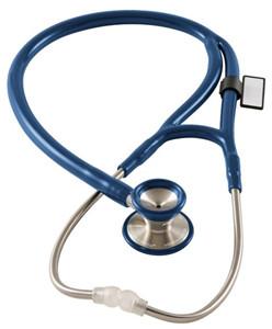 MDF®心脏专科不锈钢双面听诊器