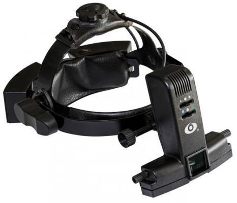 苏州六六视觉YZ25C双目间接检眼镜(充电式)