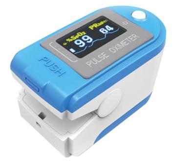 康泰CMS50D-BT脉搏血氧仪