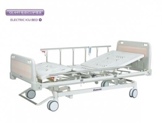 广东勤联QL-645电动ICU护理床