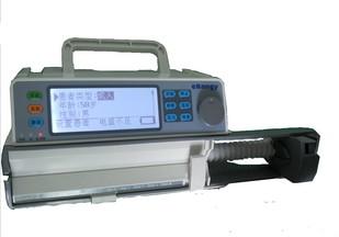 广东益邦单通道靶控注射泵MIC-08TP