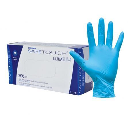 麦迪康 赛思劲一次性PVC卫生检查手套