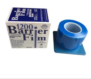 麦迪康 隔离膜(防雾膜) 1200片/卷 10cm*15cm 蓝色