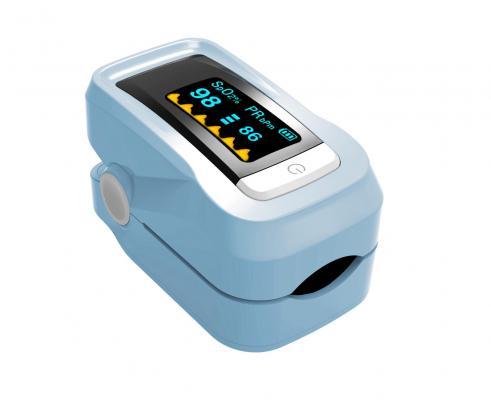 掌式脉搏血氧仪