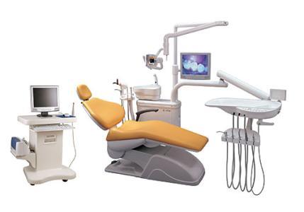 连体式牙科综合治疗机